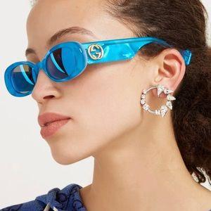 🔥 New🔥 Gucci Oval Sunglasses